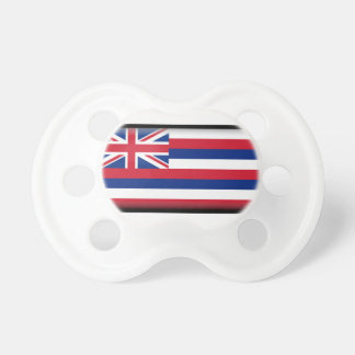 Bandera de Hawaii Chupete De Bebe