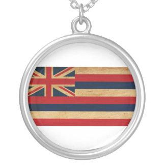 Bandera de Hawaii Colgante Redondo
