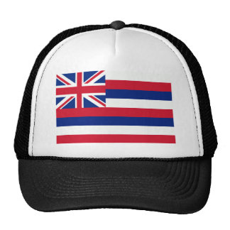 Bandera de Hawaii Gorros Bordados