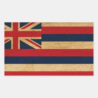 Bandera de Hawaii Rectangular Altavoces