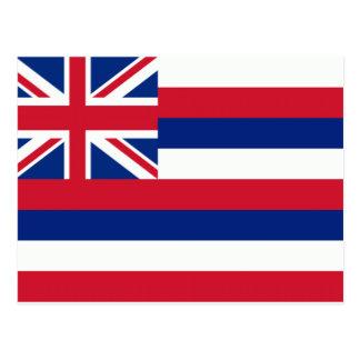 Bandera de Hawaii Postal