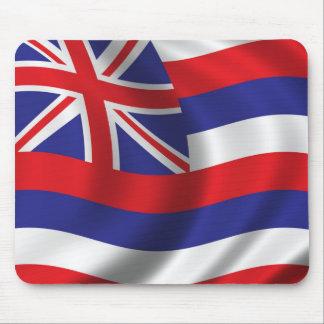 Bandera de Hawaii Tapetes De Ratón