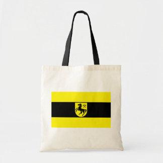 Bandera de Herne, Alemania Bolsa