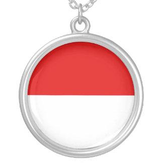 Bandera de Hesse, Alemania Colgante Redondo