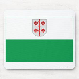 Bandera de Hiiu Alfombrilla De Raton