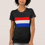 Bandera de Holanda Camiseta