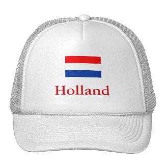 Bandera de Holanda Gorro De Camionero