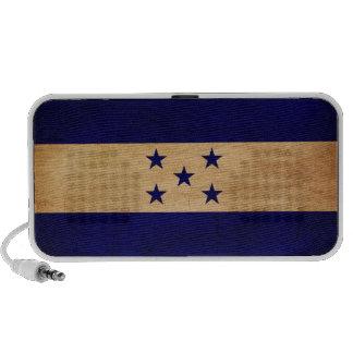 Bandera de Honduras Altavoces De Viajar