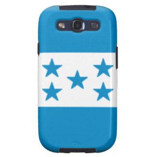 Bandera de Honduras Galaxy S3 Cárcasa