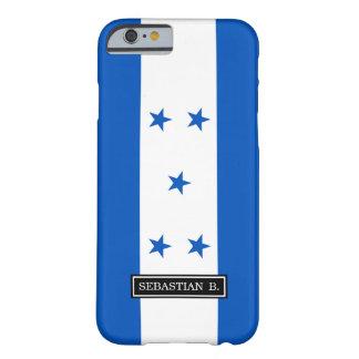 Bandera de Honduras Funda De iPhone 6 Barely There