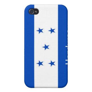 Bandera de Honduras iPhone 4/4S Funda
