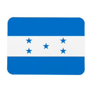 Bandera de Honduras Rectangle Magnet