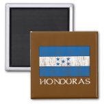 Bandera de Honduras Iman Para Frigorífico