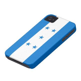 Bandera de Honduras iPhone 4 Case-Mate Protectores