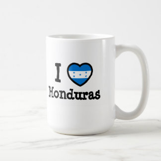 Bandera de Honduras Taza