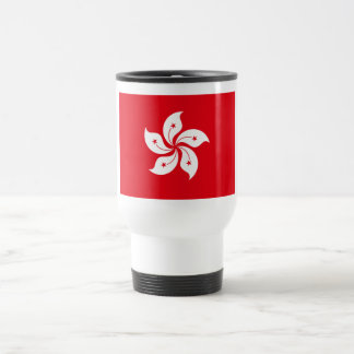Bandera de Hong Kong Taza De Café