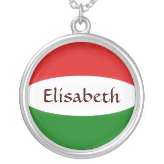 Bandera de Hungría + Collar conocido
