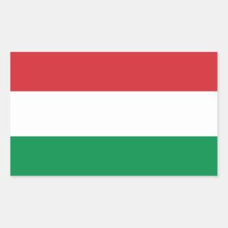 Bandera de Hungría Rectangular Altavoces
