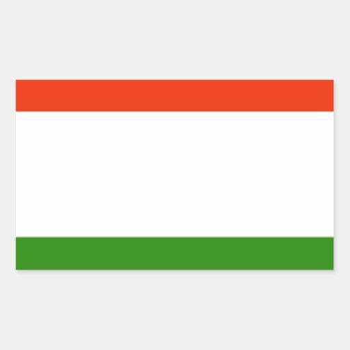 Bandera de Hungría Rectangular Altavoz
