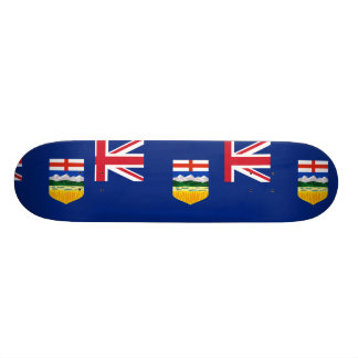 Bandera de Hypotheical Alberta Tablas De Skate