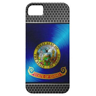Bandera de Idaho del metal Funda Para iPhone SE/5/5s