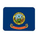 Bandera de Idaho Iman Flexible