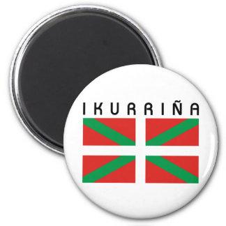 Bandera de Ikurrina Iman Para Frigorífico