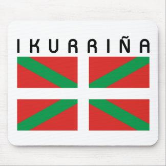 Bandera de Ikurrina Mousepads