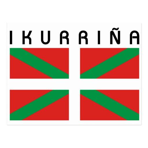 Bandera de Ikurrina Postal