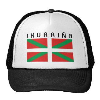 Bandera de Ikurrina Trucker Hat
