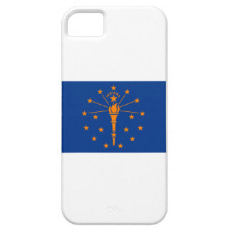 Bandera de Indiana Funda Para iPhone SE/5/5s