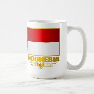 Bandera de Indonesia Taza Clásica