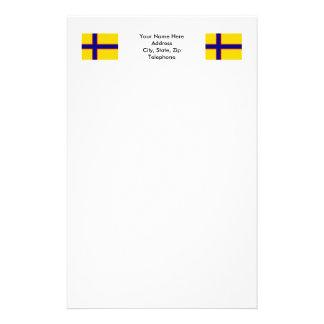 Bandera de Ingermanland Papeleria