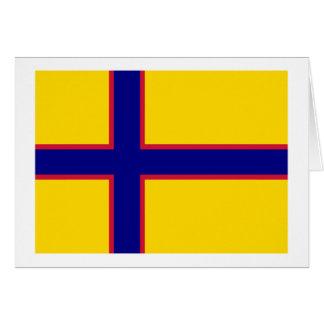 Bandera de Ingermanland Felicitacion
