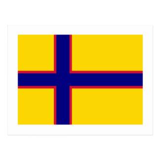 Bandera de Ingermanland Postales