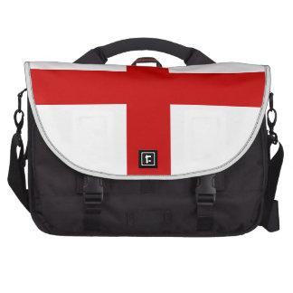 Bandera de Inglaterra Bolsas Para Portatil