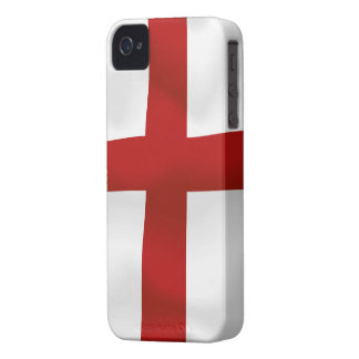 Bandera de Inglaterra iPhone 4 Coberturas