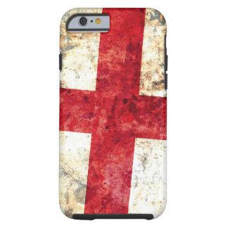 Bandera de Inglaterra Funda De iPhone 6 Tough