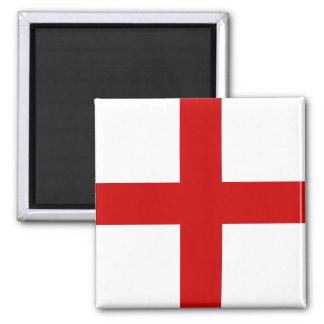 Bandera de Inglaterra Imanes Para Frigoríficos