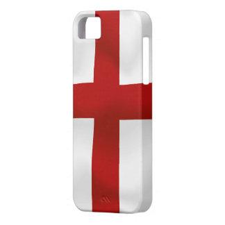 Bandera de Inglaterra iPhone 5 Funda
