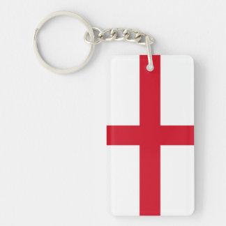 Bandera de Inglaterra Llaveros