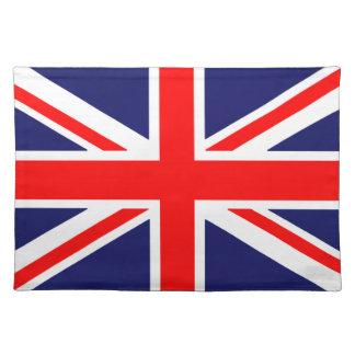 Bandera de Inglaterra Mantel Individual