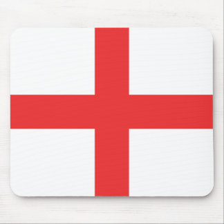 Bandera de Inglaterra Mouse Pads