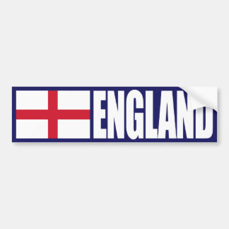 Bandera de Inglaterra Pegatina Para Auto