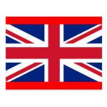 bandera de Inglaterra Postales