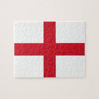 Bandera de Inglaterra Puzzle