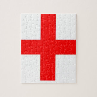 Bandera de Inglaterra Puzzles Con Fotos