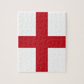 Bandera de Inglaterra Rompecabezas Con Fotos