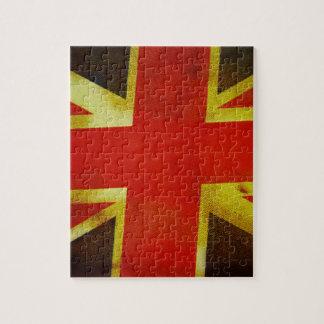 Bandera de Inglaterra Reino Unido Puzzles Con Fotos