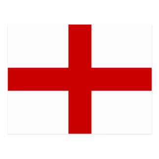 Bandera de Inglaterra Postal